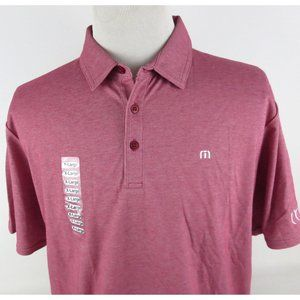 NEW Travis Mathew Prestige 77 XL Golf Polo Shirt